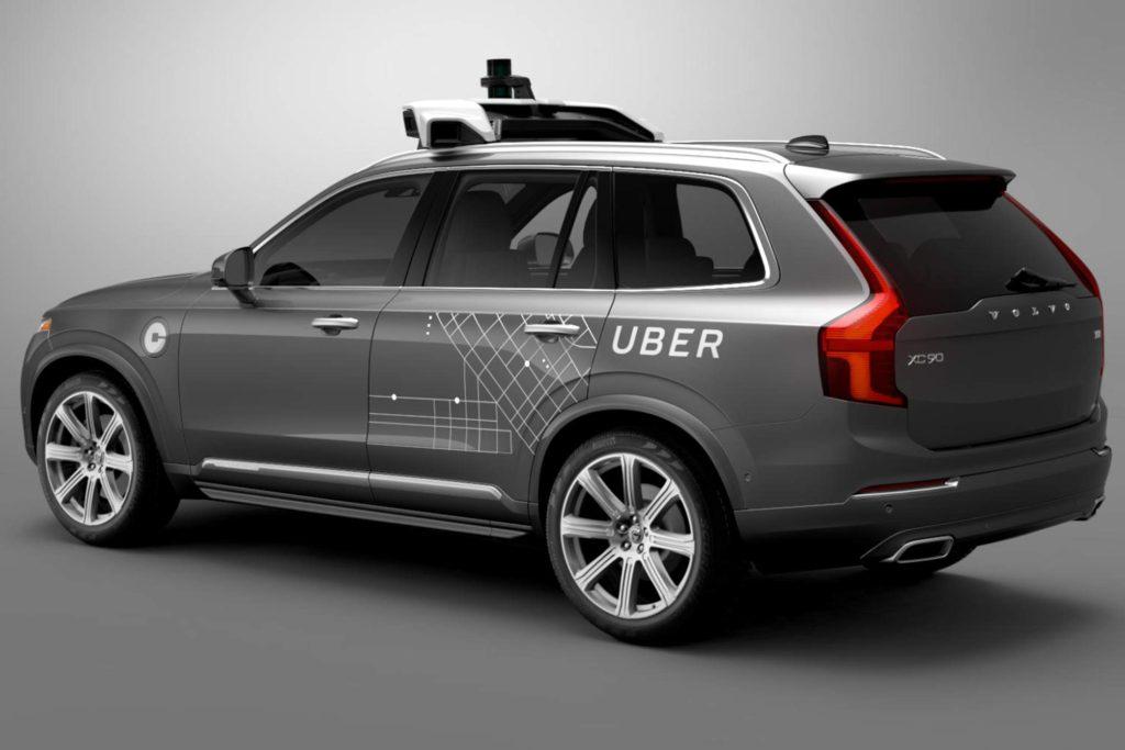 Uber въведе самостоятелно шофиращи автомобили